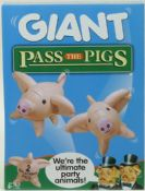 Winning Moves 19194 Giant Pass The Pigs
